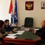 Жителей Новосибирской области волнуют вопросы господдержки малого предпринимательства