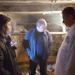 Вячеслав Крымов побывал в Домодедово с рабочим визитом
