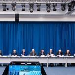 Членам Бюро Высшего совета ЕР представили проекты докладов по важнейшим направлениям развития страны