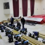 В Воркутинском драматическом театре приступили к монтажу оборудования сцены