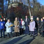 В Кировском районе Новосибирска завершено благоустройство двора