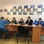 Жители Базарного Карабулака  попросили помощи в решении коммунальных проблем