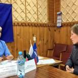 Жителей Ильинского района волнует ремонт местного ДК и строительство детской площадки