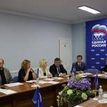 В «Единой России» обсудили систему наставничества