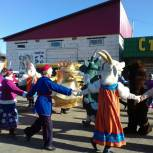 Шемышейский район: Районная осенняя ярмарка 2017 года