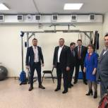 Депутаты-единороссы Станислав Подоль и Виталий Крючков посетили Спасский район