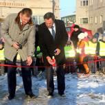 Депутат Госдумы отметил успешную работу поселка Искателей в НАО по благоустройству