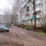 В Ряжске завершили благоустройство 9 дворовых территорий