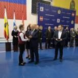 Юным гражданам Рязанской области вручили паспорта