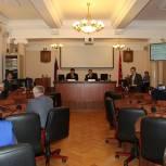 Состоялось собрание фракции «Единая Россия» в Смоленской областной Думе