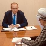 Ульяновский министр поможет заявительнице решить вопрос с расчетом платы за капремонт