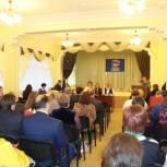 Конференция: Благодаря местному проекту Партии во дворах Ртищево появились турники