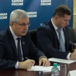 Владимир Мякуш: Депутаты фракции «Единая Россия» сохраняют конкретный подход к решению вопросов