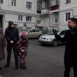 Максим Мамзурин подвел итоги реализации партпроекта «Городская среда» в своем Округе