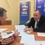 На прием к депутатам Госдумы приезжают со всей области