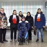 В Химках волонтеры будут помогать людям с ограниченными возможностями в день голосования