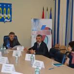 Владимир Шапкин принял участие в Круглом столе по проблемам стажировки и трудоустройства студентов