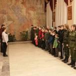 В Чехове состоялось открытие фотовыставки «Тропа памяти»