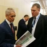 Делегаты из Томской области встретились с Геннадием Онищенко