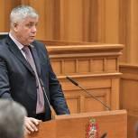 Тарас Ефимов: Дополнительные средства бюджета направлены на поддержку муниципалитетов