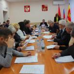 Депутаты фракции «Единая Россия» в Совете депутатов городского округа Егорьевск проголосовали за проект бюджета