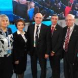 Делегаты Съезда приняли участие в обсуждении приоритетных задач Партии