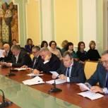 Состоялось заседание фракции «Единая Россия» в Рязанской областной Думе