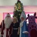 Городские депутаты- единороссы подготовили новогоднюю благотворительную программу для детей