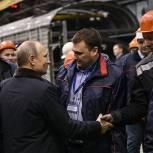 МРОТ будет доведен до прожиточного минимума с 1 мая 2018 года – Путин
