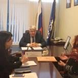 В приемную ЕР в Дагестане обратились с просьбой поддержать издание книг на лакском языке