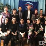В детском саду № 30 г. Махачкалы  прошла встреча депутата  НС РД Сиражудина Гамидова  с коллективом учреждения