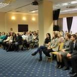 Андрей Макаров ответил на вопросы рязанской молодежи