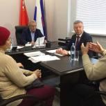 Вячеслав Фетисов: Госдума контролирует, на сколько запросы депутатов исполняются структурами властей всех уровней