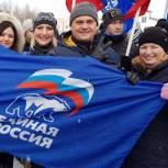Член политсовета местного отделения «Единой России» верит, что российские спортсмены будут впереди