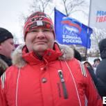 Дмитрий Ханенко: Поддержим наших спортсменов своим единением!