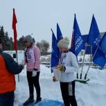Представители «Единой России» в Петровске наградили лучших спортсменов-лыжников