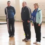 Чучковские единороссы продемонстрировали приверженность здоровому образу жизни