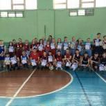 В Ярцеве завершился третий этап баскетбольного марафона