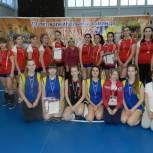 По инициативе первичного отделения «Единой России» в Пугачеве прошел товарищеский турнир по волейболу