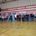 В ДЮСШ «Старт» прошел зимний фестиваль ГТО