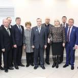 Мытищинская делегация присутствовала на в ежегодном обращении Губернатора Подмосковья