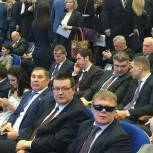 Андрей Голубев: Губернатор региона анонсировал продолжение программ модернизации здравоохранения и новые меры социальной поддержки населения