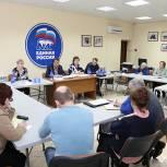 Координатор проекта «Школа грамотного потребителя» в Луховицах Николай Урютин отчитался перед жителями