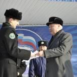 В Уфе Константин Толкачев наградил участников Парада Памяти
