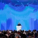 Путин заявил о восстановлении шаговой доступности медицины на селе