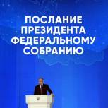 Турчак: ЕР подготовит законопроекты с целью реализации задач, поставленных в Послании Президента РФ