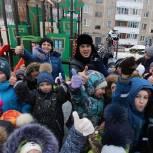 Четыре детские игровые площадки установят в Рузском городском округе в рамках партийного проекта «Детский спорт»