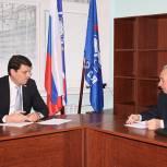 Денис Кравченко рассказал о перспективах экономического развития Королёва на основе работы крупнейших наукоёмких предприятий города