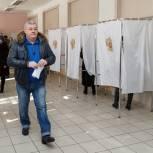 Сергей Гапликов проголосовал на выборах Президента Российской Федерации