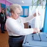 """Валентина Жиделева: """"Я голосую за стабильность"""""""